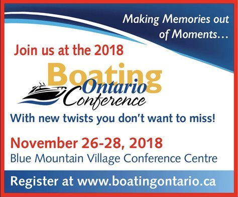 2018 Boating Ontario Conference
