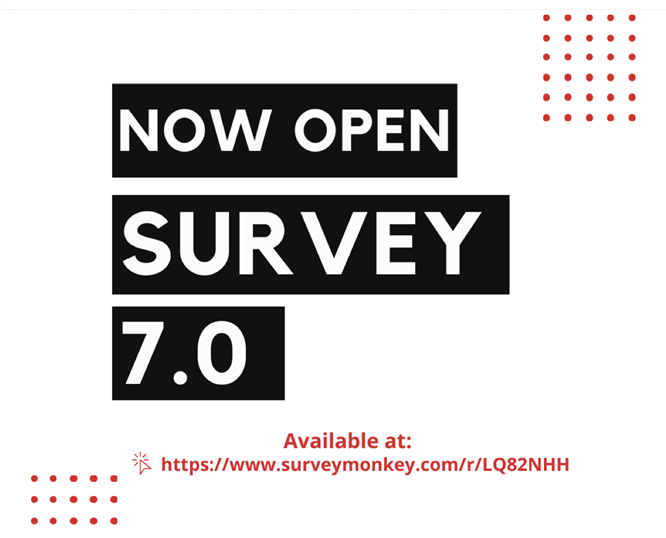 TIAO's COVID-19 Survey 7.0 Now Open