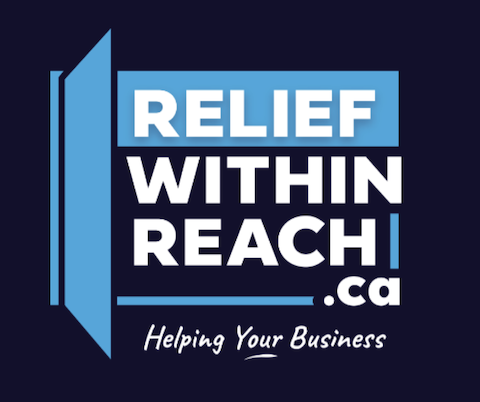 Relief Within Reach Website: A Guide for Businesses in Ontario