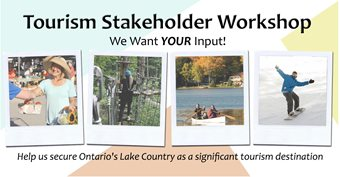 Tourism Stakeholder Workshop - Ontario's Lake Country