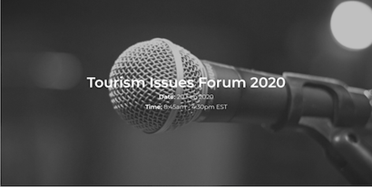 Tourism Issues Forum